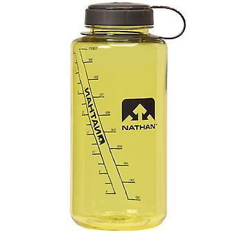 Nathan big shot large bouche bouteille jaune 1 litre 4311TNE