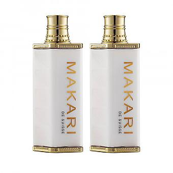 Makari Deep Cleaning Lotion - Advanced Skin Care - 2 Pack