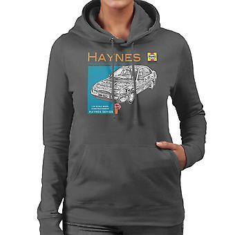 Haynes Besitzer Workshop manuelle 1923 Ford Mondeo Frauen die Kapuzen-Sweatshirt