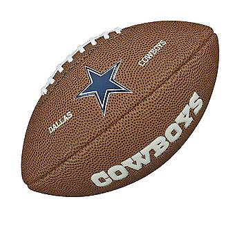 WILSON dallas cowboys NFL mini american football
