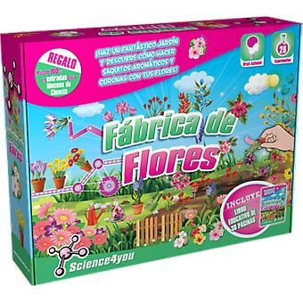 Science 4 You Fabrica De Flores (Toys , Educative And Creative , Science And Nature)