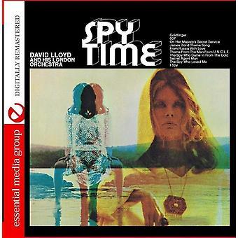 デイヴィッド ・ ロイド - スパイ時間 [CD] アメリカ インポート