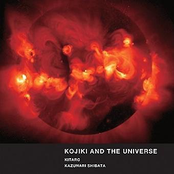 Kojiki & univers [DVD] USA importerer