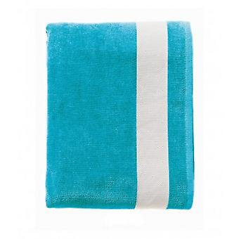 SOLS Lagoon Cotton Beach Towel