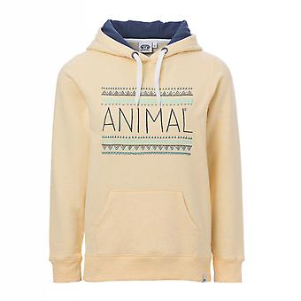 Animal esquissé Pullover Hoody