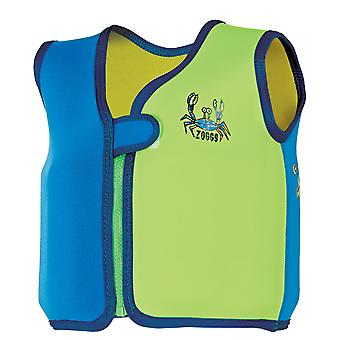 Zoggs Kids Deep Sea Adjustable Buoyancy Bobin Swim Jacket for 2-3/4-5 Years