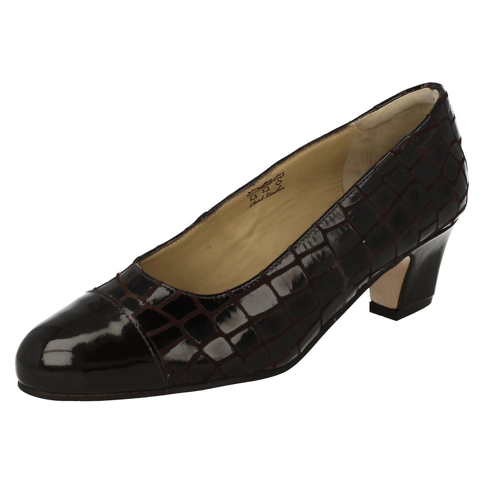 Damen Equity breite passende Gericht Schuhe Camilla