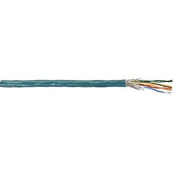 Network cable S/FTP 4 x 2 x 0.13 mm² Yellow