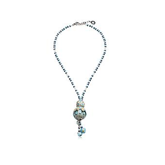 Antica Murrina ladies CO964A07 Blau metal Hall chain