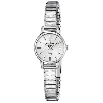 Festina Lady watch extra steel tape classic F20262/1