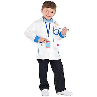 Amscan Unisex Doctor Costume & Accessories (Babies and Children , Costumes)