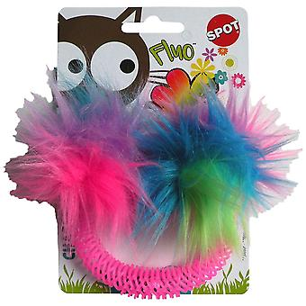 Agrobiothers Rustle Fluo Cat Toy (Cats , Toys , Plush & Feather Toys)