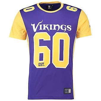 Majestetiske NFL mesh polyester Jersey skjorte - Minnesota Vikings
