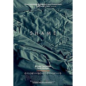 Locandina del film vergogna (11 x 17)