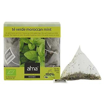 Alma Home Te Moroccan Mint Eco 15 Units (Herbalist's , Teas)