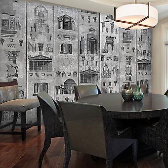 Fototapete - Architectural gems