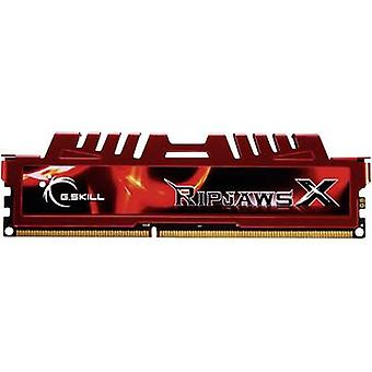 PC-RAM G.Skill kit RipjawsX F3-12800CL10D-16GBXL 16 GB 2 x 8 GB DDR3 RAM 1600 MHz CL10 10.10.30