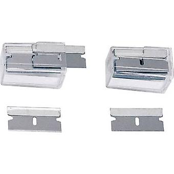Replacement blade for scraper (box of 100 items) Kunzer 7EK90