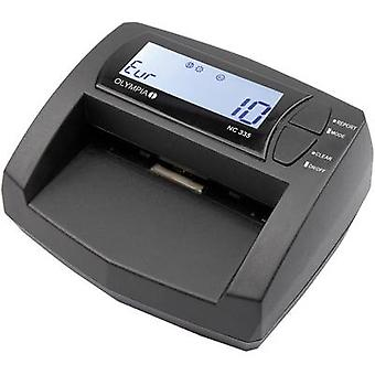 Olympia NC 335 Counterfeit money detector, Cash counter
