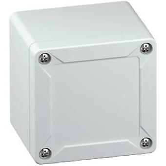 Spelsberg TG ABS 88-9-o Build-in casing 84 x 82 x 85 Acrylonitrile butadiene styrene Light grey (RAL 7035) 1 pc(s)