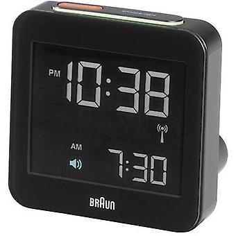 Braun 66018 Radio réveil alarme noir fois 1