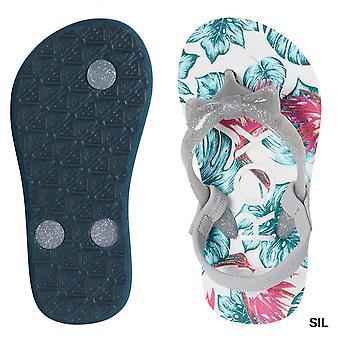 Barn Roxy Girls Tw Fifi 2 Bungee SlingBack Flip Flops