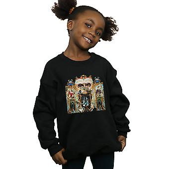 Michael Jackson Girls Dangerous Album Cover Sweatshirt