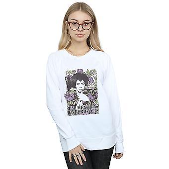 Jimi Hendrix vrouwen Vogue Floral Sweatshirt
