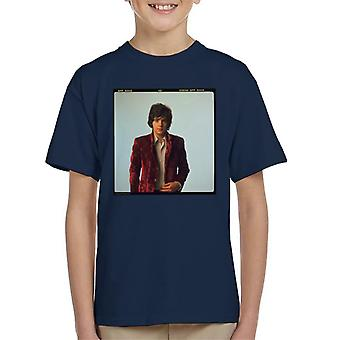TV Times David Essex Portrait Kid's T-Shirt