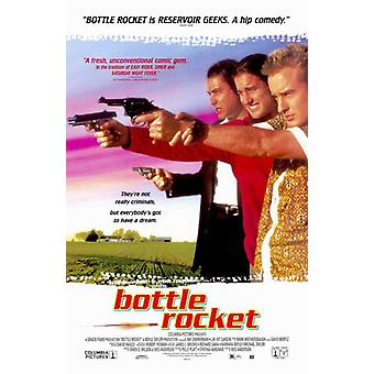 Botella cohete Movie Poster (11 x 17)