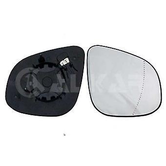 Vetro specchio destro (riscaldata) & titolare per Mercedes CITAN Van 2012-2017