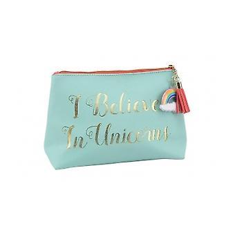 Mädchen-Einhorn-Kulturtasche