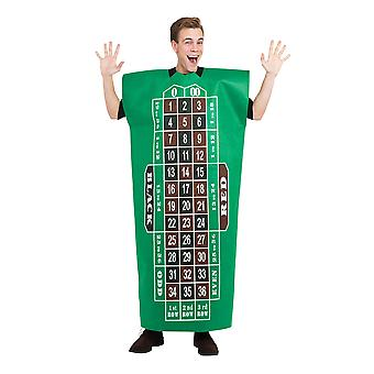 Roulette Table Costume