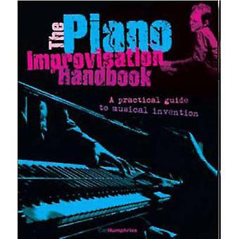 Inventar el improvisación Piano manual - guía Musical