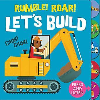 Rumble vrål! Låt oss bygga! av Carles Ballesteros - 9781784937416 bok