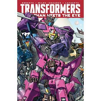 Transformatorer - volym 9 - mer än möter ögat av Hayato Sakamoto-