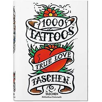 1000 Tattoos by Henk Schiffmacher - Burkhard Riemschneider - 97838365
