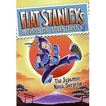 Płaski Stanley na całym świecie przygody #3: niespodzianka japońskiego Ninja