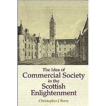 Tanken om kommercielle samfund i den skotske oplysningstiden