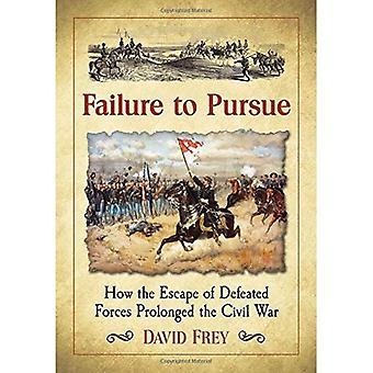 Underlåtenhet att utöva: hur flykten av besegrade styrkorna långvarig inbördeskriget