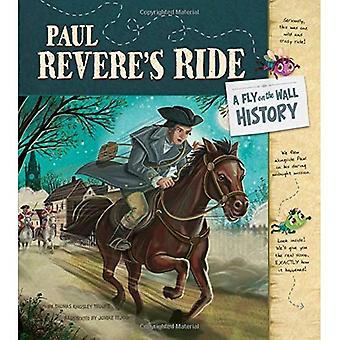 Paseo de Paul Revere: una mosca en la historia de la pared