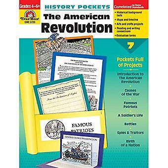 Historia fickor: Den amerikanska revolutionen