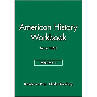 L'histoire américaine classeur Charles Rosenberg