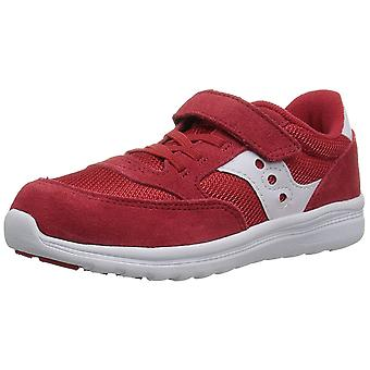 Kids Saucony Girls Baby Jazz Lite Low Top   Walking Shoes