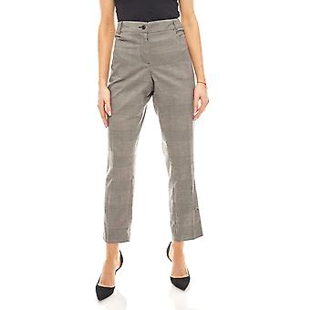 CLASS INTERNATIONAL ladies pin pants trousers black
