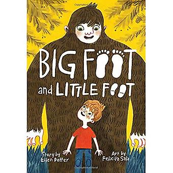 Big Foot and Little Foot (Book #1) (Big Foot and Little Foot)