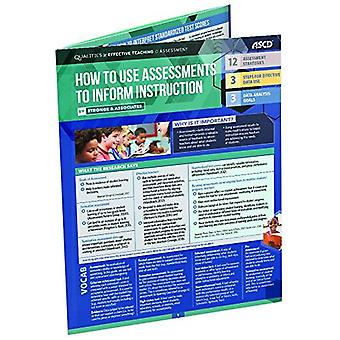 How to Use Assessments to Inform Instruction (Quick Reference Guide)
