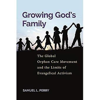 Kasvava Jumalan perheeseen: Global harvinaisten tautien hoitoon liikkuvuutta ja rajat evankelinen aktivismi