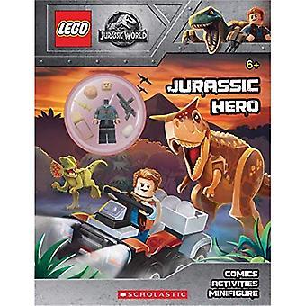 LEGO Jurassic World: Jurassic Hero + Minifigure (Lego Jurassic World)