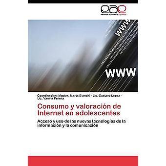 Consumo y valoracin de Internet en adolescentes da Marta Bianchi